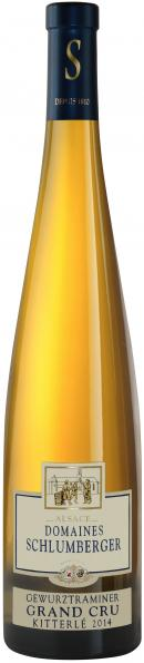 Gewurztraminer Grand Cru Kitterlé 2014.