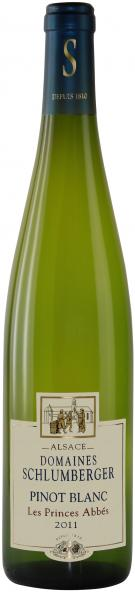 Pinot Blanc Les Princes Abbés 2011