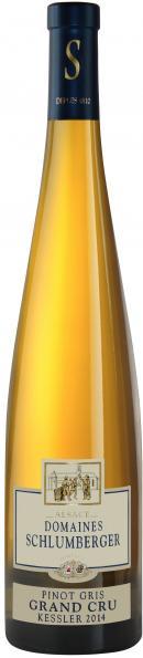 Pinot Gris Grand Cru Kessler 2014.