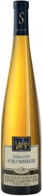 Pinot Gris Cuvée Clarisse 2009