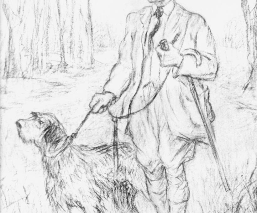 Portrait Ernest Schlumberger Alsace