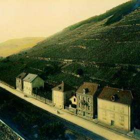Histoire Guebwiller Domaines Schlumberger Alsace