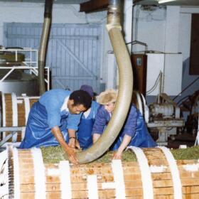Histoire Cave pressoir Schlumberger vin Alsace