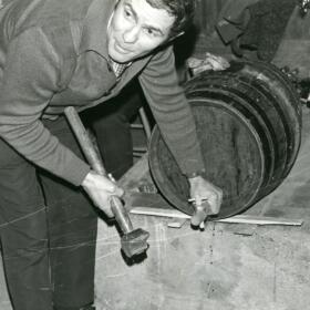 Histoire Cave reparation Schlumberger vin Alsace