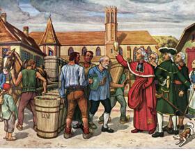 Princes Abbés, Domaines Schlumberger