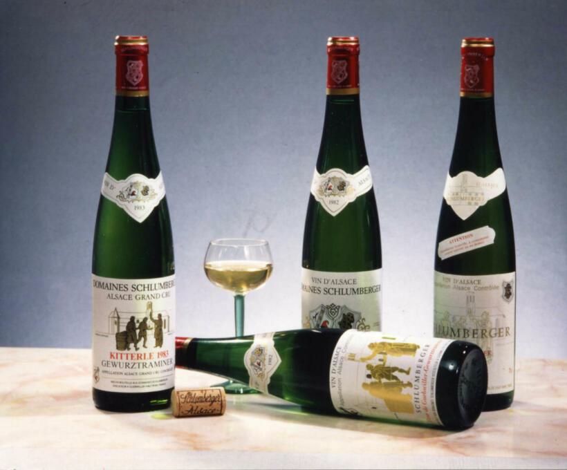 Histoire viticole Alsace