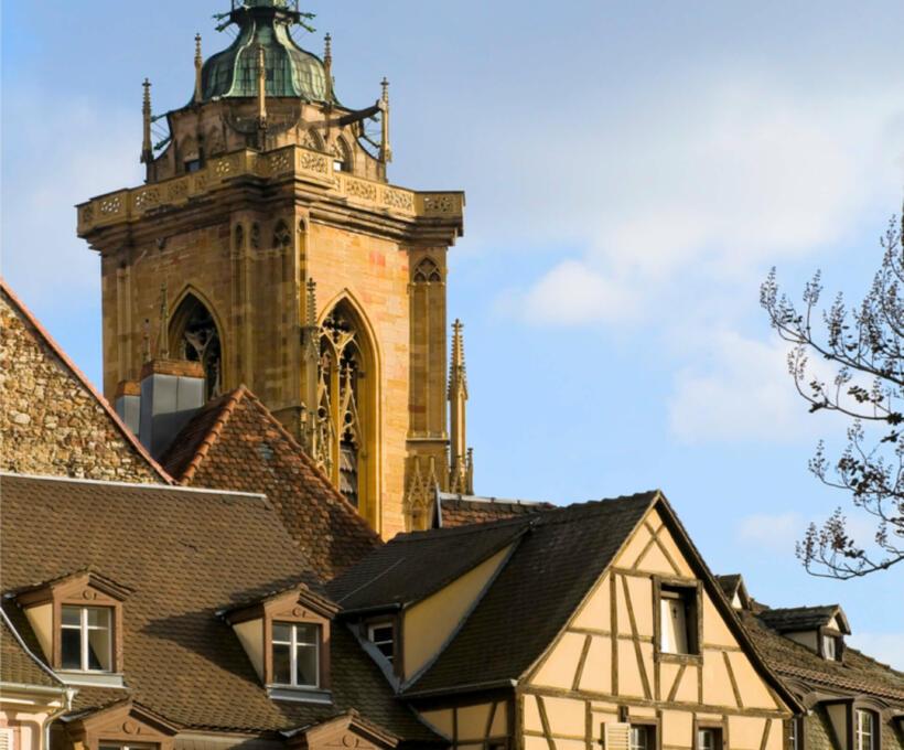 Histoire Colmar