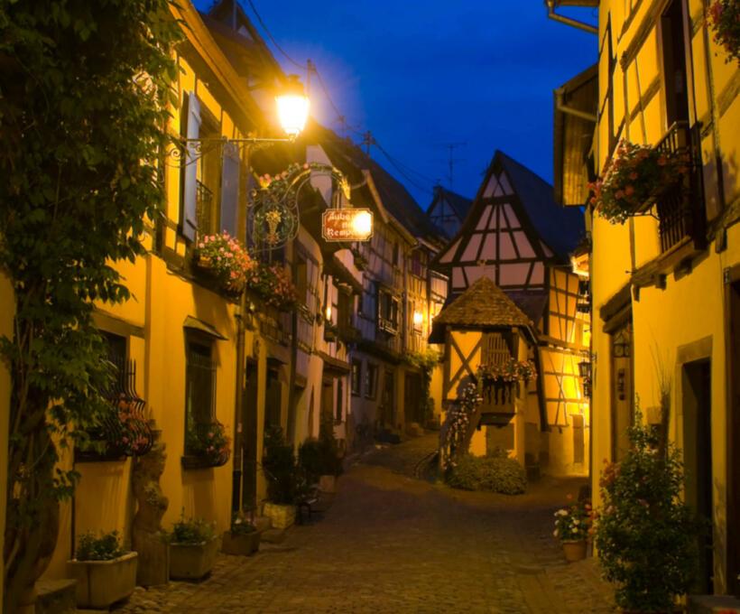 Histoire Eguisheim