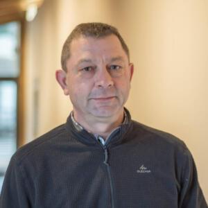 Michel Ottermann - Vineyard Manager