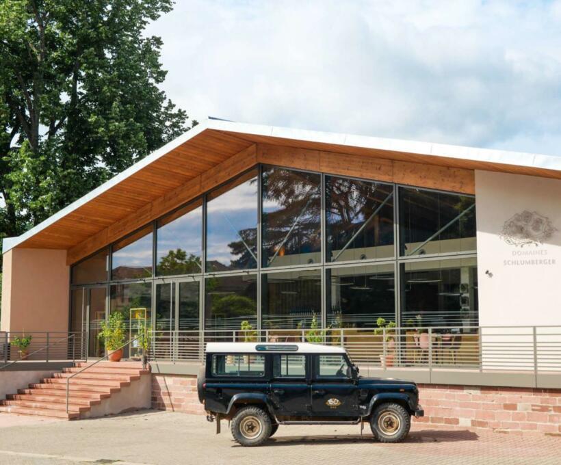 Visite Aventure, Domaines Schlumberger